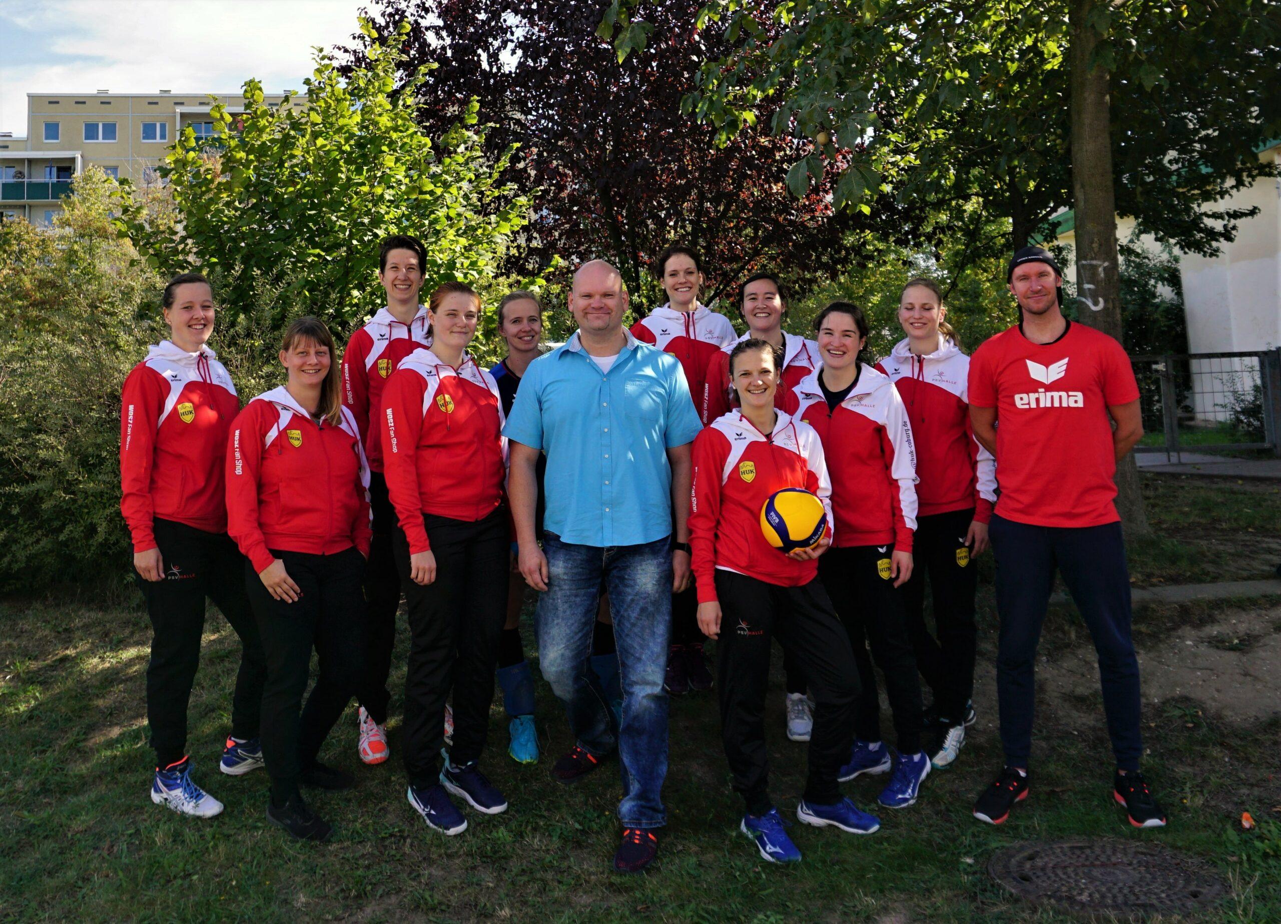 Vielen Dank an Jens N. und die HUK für die tollen Trainingsanzüge !
